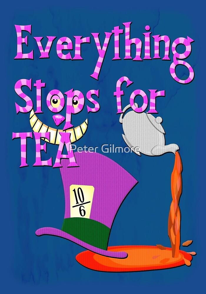 Teatime by SquareDog