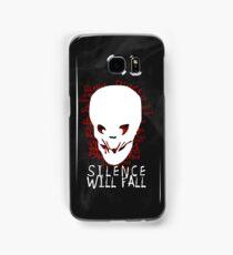 Silence Will Fall Samsung Galaxy Case/Skin
