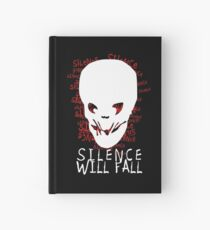 Silence Will Fall Hardcover Journal