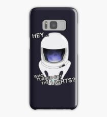 """""""Hey Who Turned Out The Lights"""" Samsung Galaxy Case/Skin"""