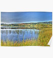 Loch Achray Poster