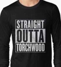 Straight Outta Torchwood T-Shirt