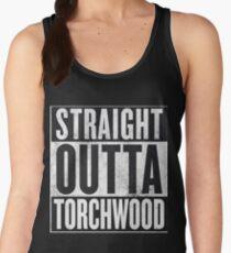 Straight Outta Torchwood Women's Tank Top