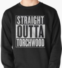 Straight Outta Torchwood Pullover