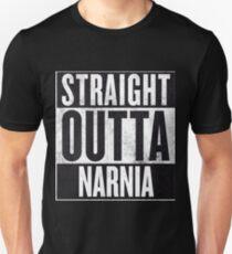 Straight Outta Narnia T-Shirt