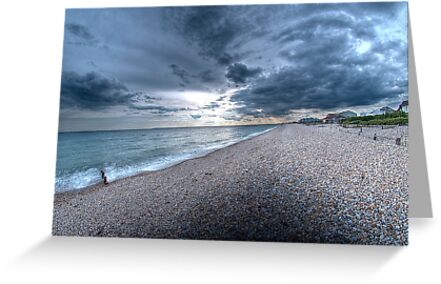 Bracklesham Bay by Adam Glen