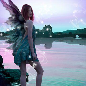 Water Fairy by artCEW