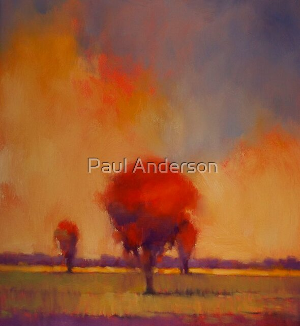 Never Too Far Away by Paul Anderson