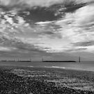 Sea Palling Beach by David Hawkins-Weeks