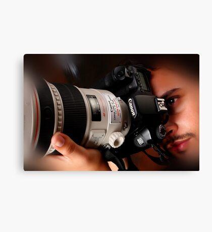 Canon EOS 40D Canvas Print