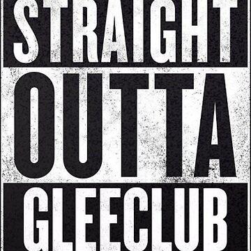 Straight Outta Glee Club by NemJames