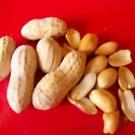 Peanuts by Mimmie M. Hunter