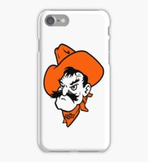 Pistol Pete iPhone Case/Skin