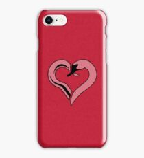 Captain Swan heart iPhone Case/Skin