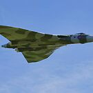 "The ""Spirit of Great Britain"" Avro Vulcan B.2 by Pirate77"