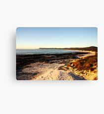 Friendly Beaches // Freycinet National Park, Tasmania Canvas Print