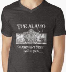 The Alamo Basement Men's V-Neck T-Shirt