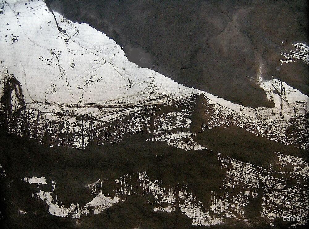 black cloud.... snowed in hamlet by banrai