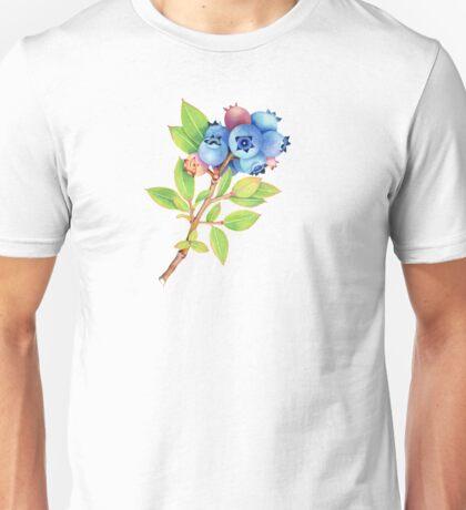 Wild Maine Blueberry Sprig T-Shirt