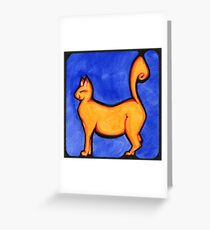 Happy Tail Greeting Card