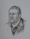 Joseph Calleja Sketch by Ray-d