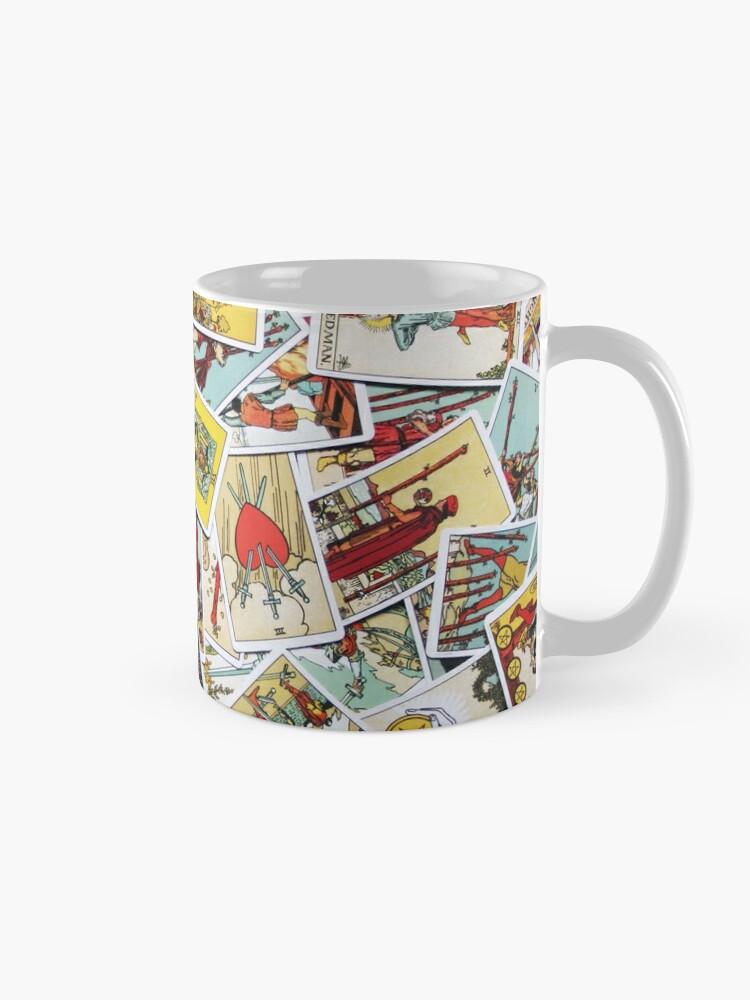 Alternate view of Tarot Card Collection Mug