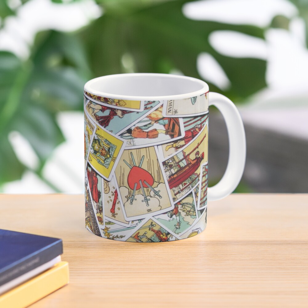 Tarot Card Collection Mug