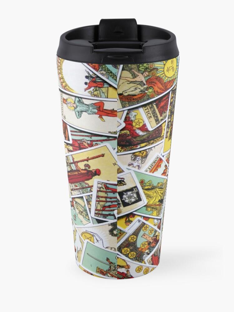 Alternate view of Tarot Card Collection Travel Mug