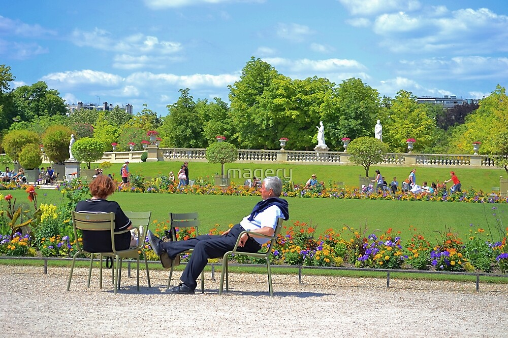 Sunday at the Gardens by Imagery