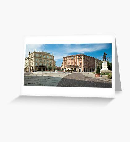 Acqui Terme Greeting Card