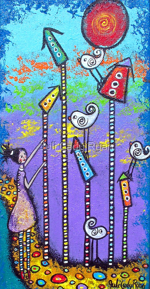 For The Love Of Birds by Juli Cady Ryan
