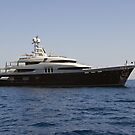 My other yachts a big one by Steve plowman