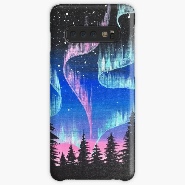 Northern Lights Samsung Galaxy Snap Case
