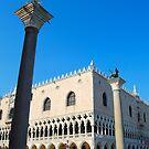 Doge's Palace, Venice by inglesina