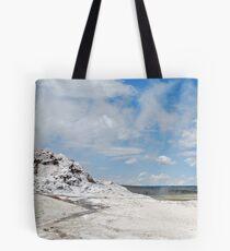 Beehive Geyser Panorama Tote Bag