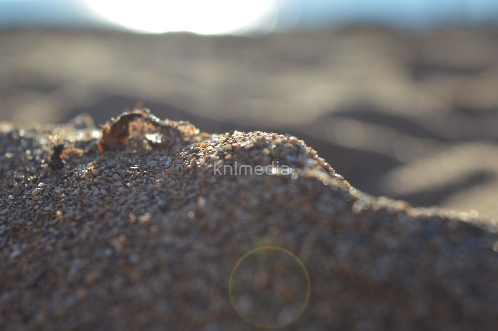 Sand - Close Up by knlmedia