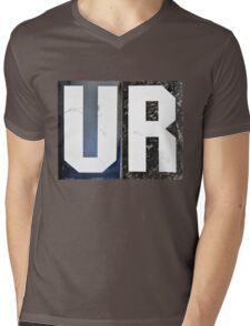 ur 1 Mens V-Neck T-Shirt