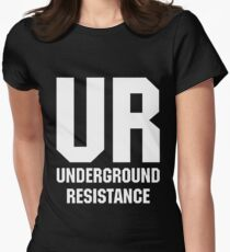 ur 2 Womens Fitted T-Shirt