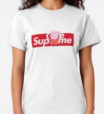 Supreme Peppa Pig Classic T-Shirt