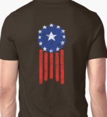 Old World American Flag T-Shirt