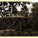 Band Stand by Graeme Simpson