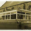 Old Bus by Graeme Simpson