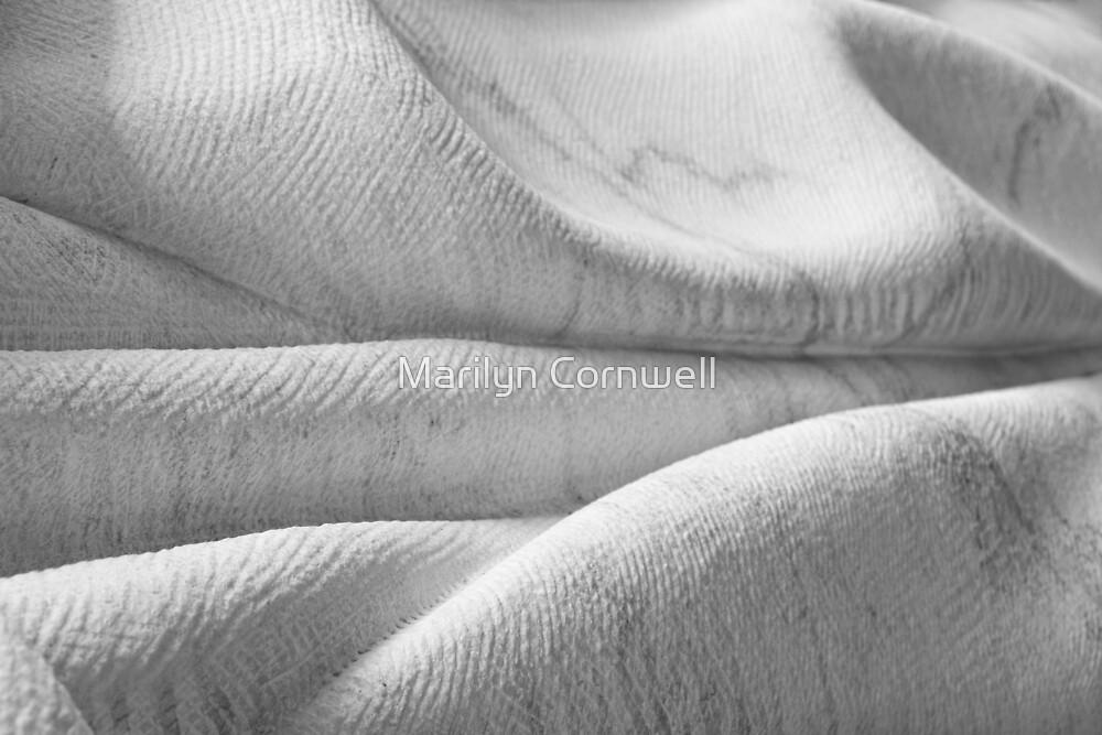 Unfolding and Enfolding - III by Marilyn Cornwell