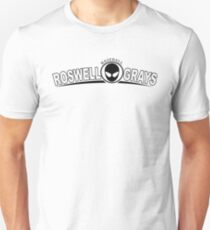 Roswell Grays T Unisex T-Shirt