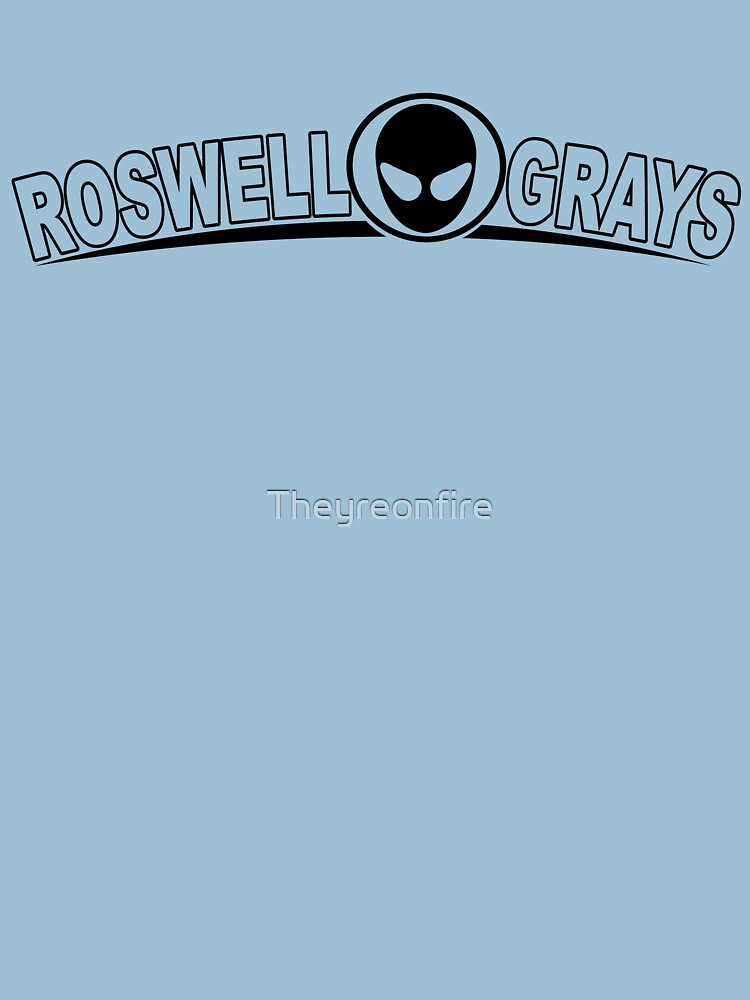Roswell Grays T by Theyreonfire
