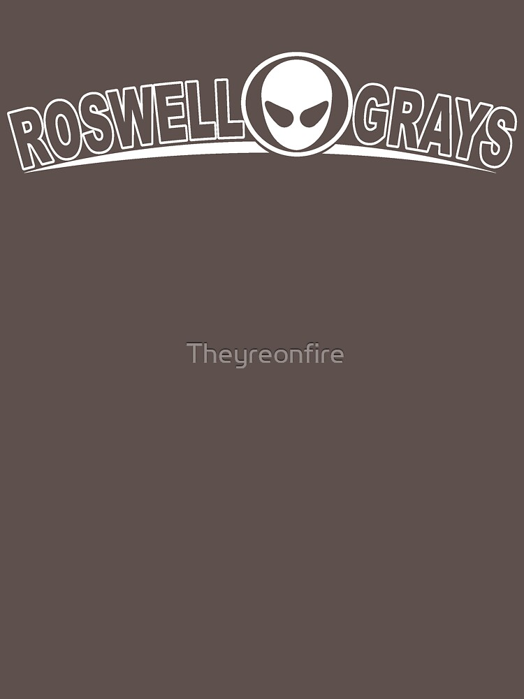 Roswell Grays White by Theyreonfire