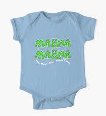Mahna Mahna One Piece - Short Sleeve