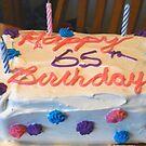 Ice Cream Cake by MaeBelle
