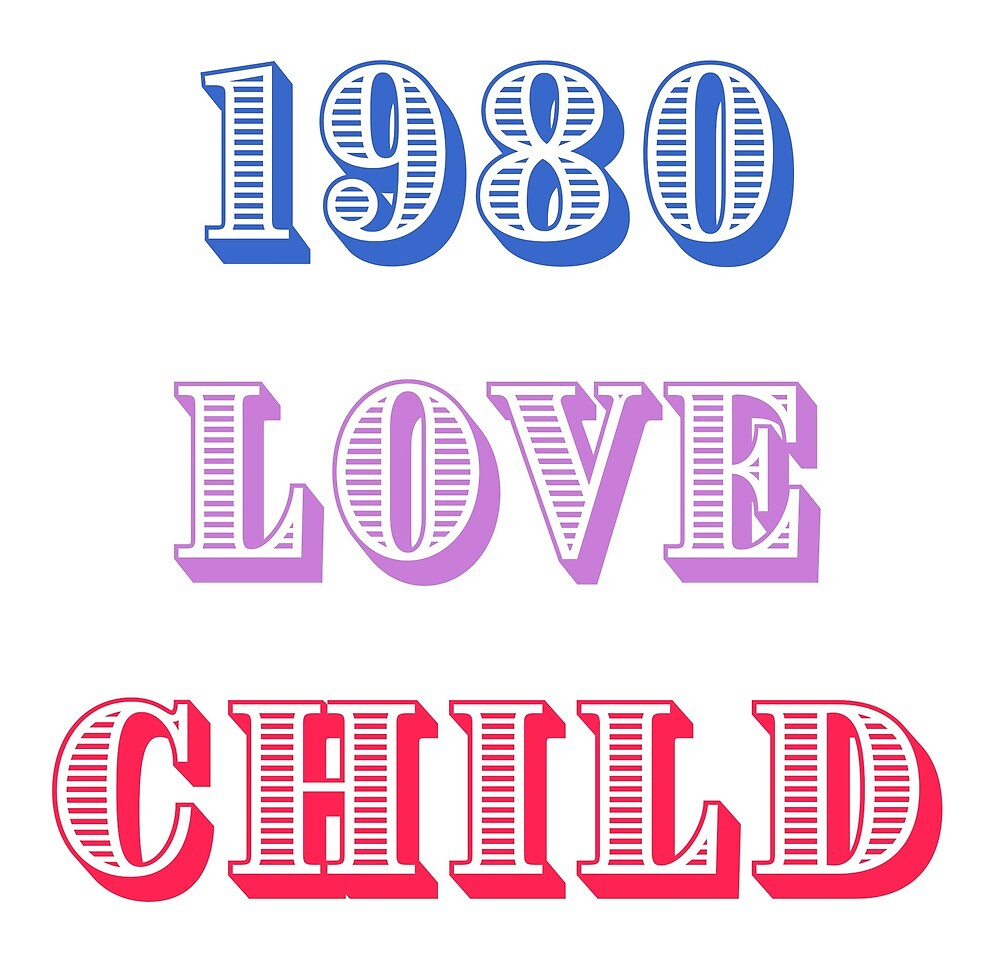 1980 Love Child by Chiwow-Media