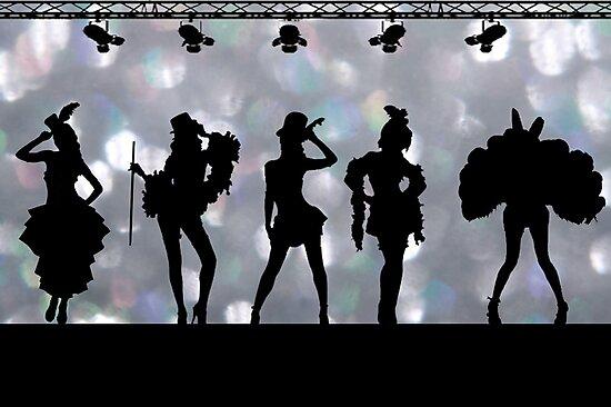 Welcome to Burlesque by Rookwood Studio ©
